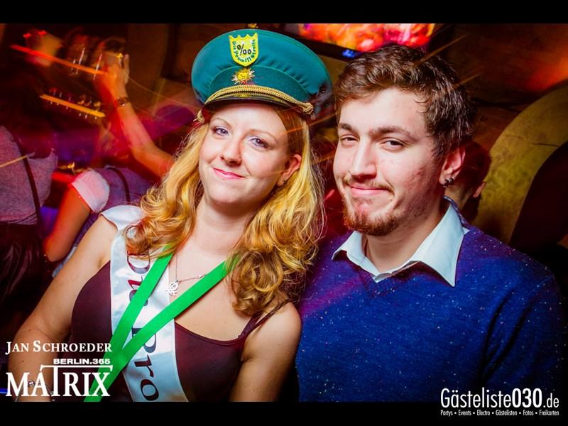 https://www.gaesteliste030.de/Partyfoto #46 Matrix Berlin vom 26.10.2013
