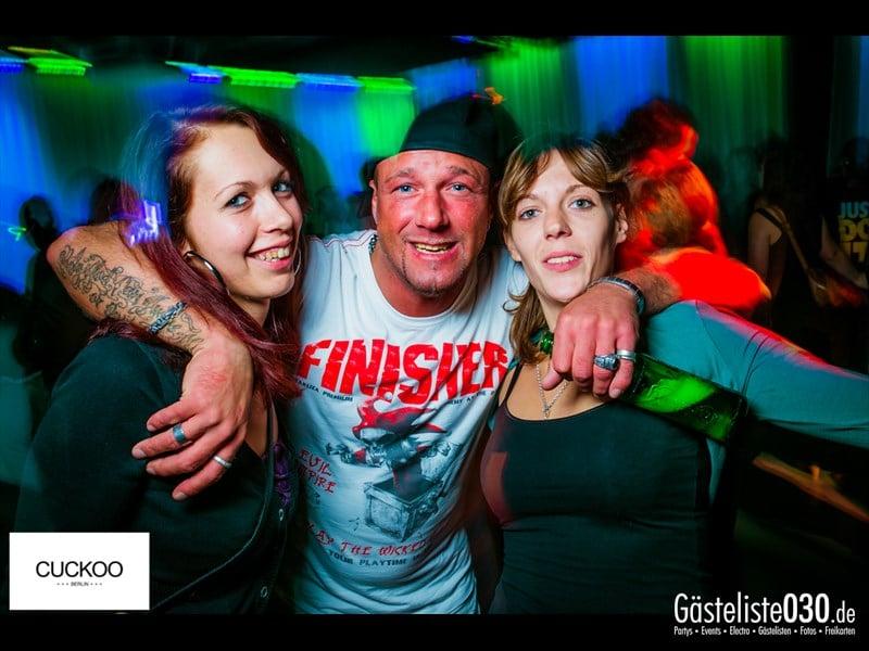 Partyfoto #87 Cuckoo Berlin Berlin vom 04.10.2013