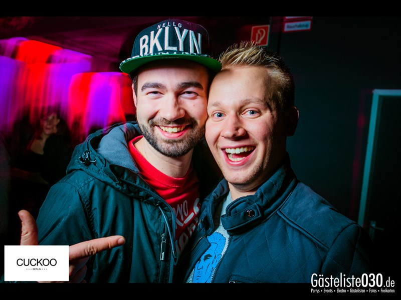 Partyfoto #27 Cuckoo Berlin Berlin vom 04.10.2013