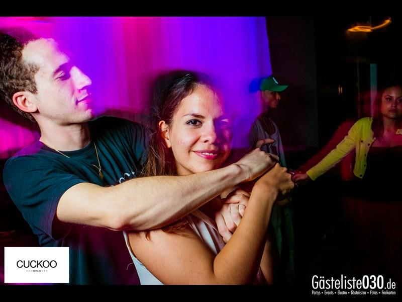 Partyfoto #80 Cuckoo Berlin Berlin vom 04.10.2013