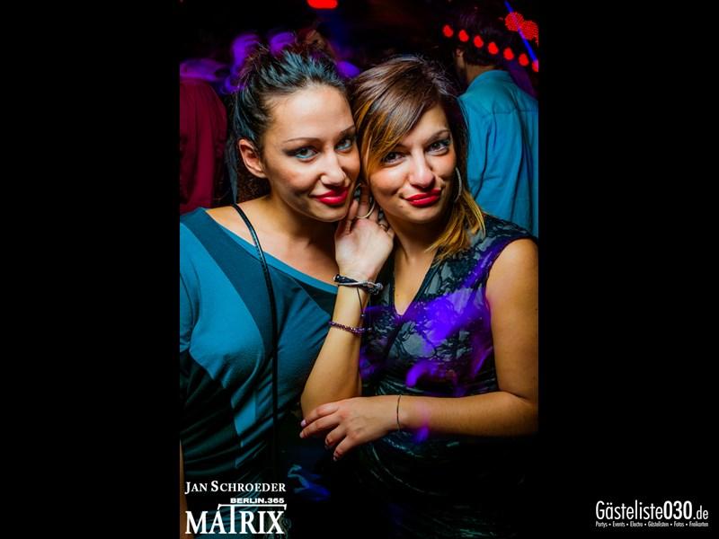 https://www.gaesteliste030.de/Partyfoto #53 Matrix Berlin vom 24.10.2013