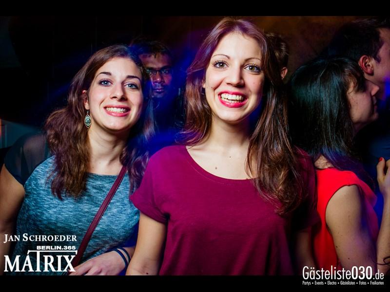 https://www.gaesteliste030.de/Partyfoto #15 Matrix Berlin vom 24.10.2013