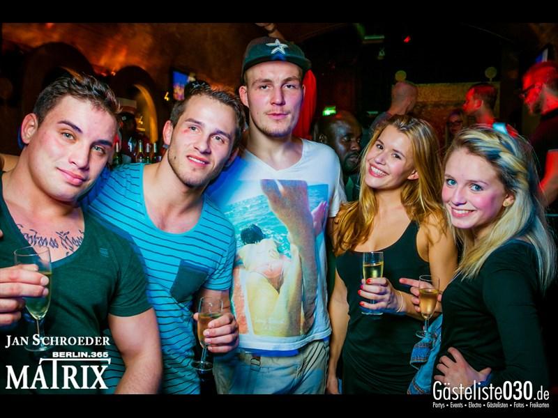 https://www.gaesteliste030.de/Partyfoto #149 Matrix Berlin vom 24.10.2013
