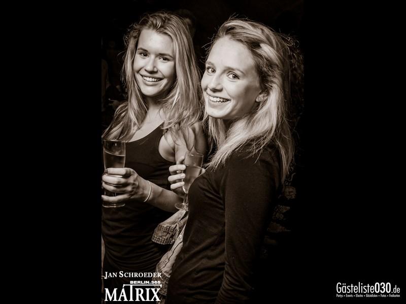 https://www.gaesteliste030.de/Partyfoto #106 Matrix Berlin vom 24.10.2013