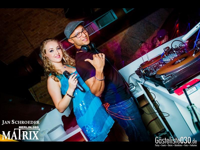 https://www.gaesteliste030.de/Partyfoto #17 Matrix Berlin vom 24.10.2013