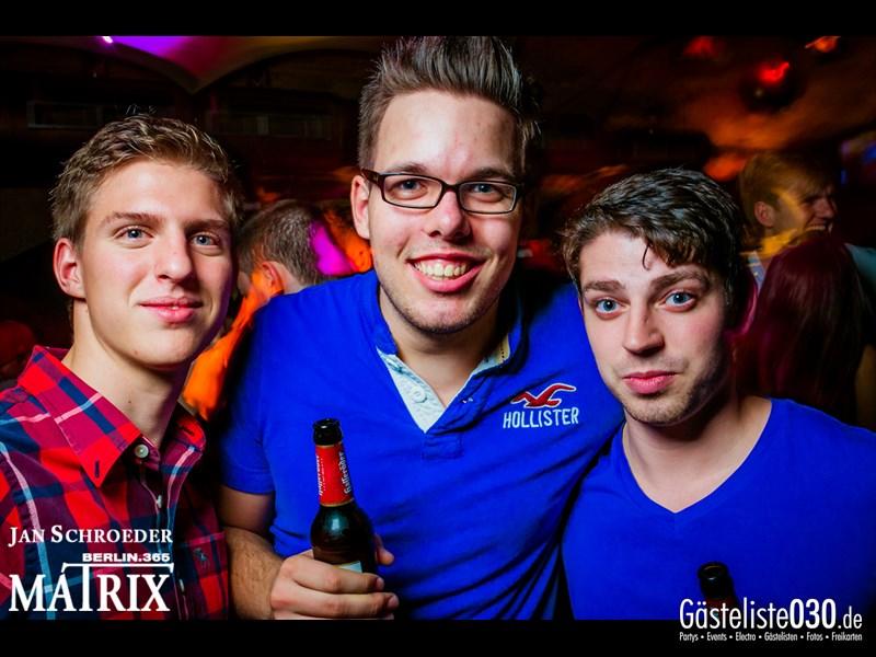 https://www.gaesteliste030.de/Partyfoto #135 Matrix Berlin vom 24.10.2013
