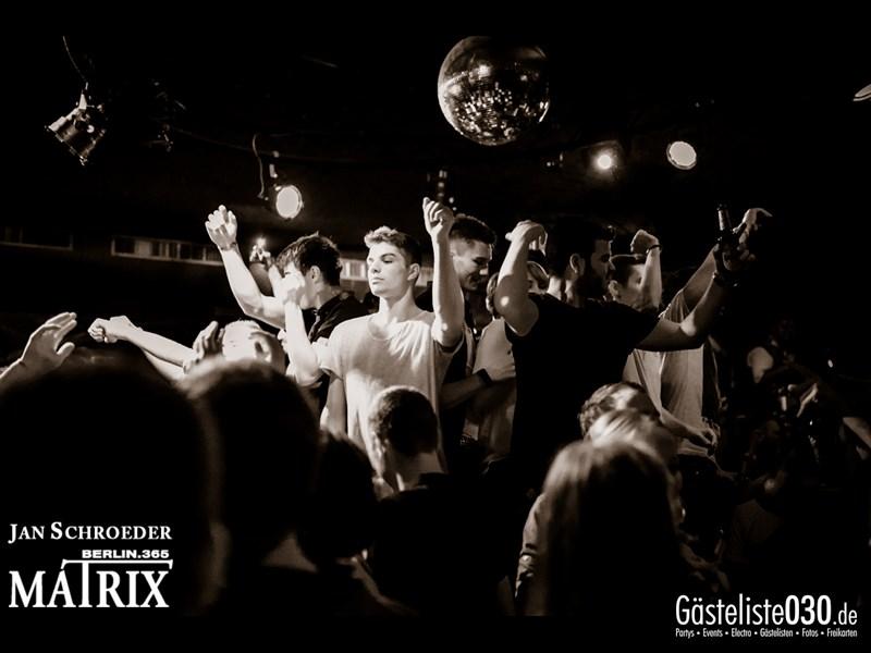 https://www.gaesteliste030.de/Partyfoto #33 Matrix Berlin vom 24.10.2013