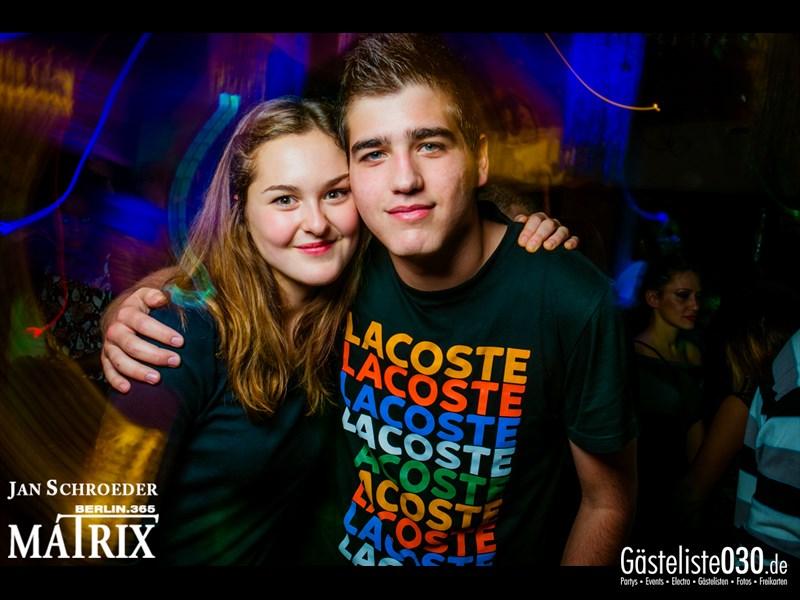 https://www.gaesteliste030.de/Partyfoto #120 Matrix Berlin vom 24.10.2013