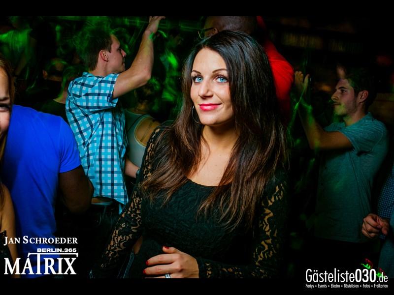https://www.gaesteliste030.de/Partyfoto #32 Matrix Berlin vom 24.10.2013