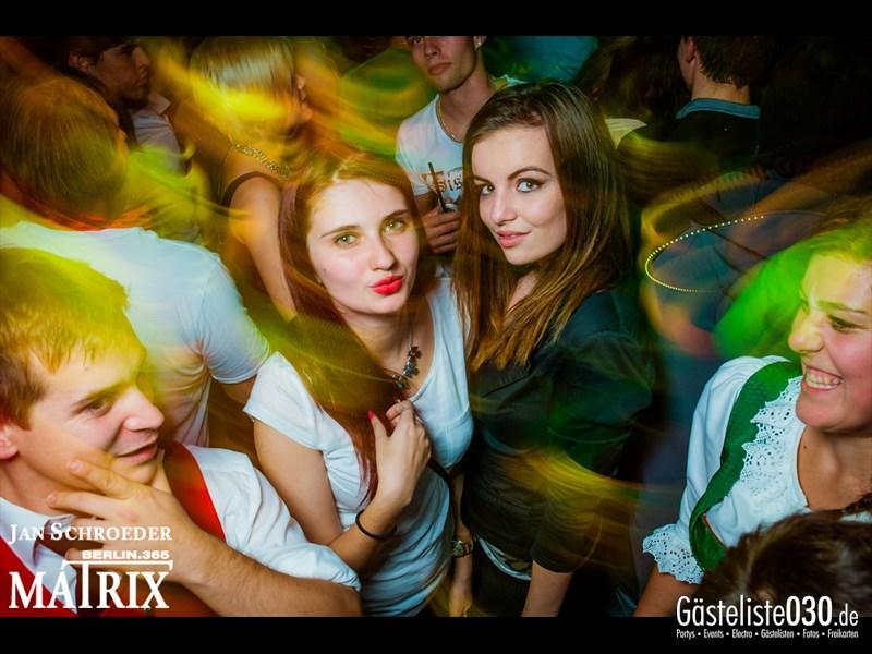 https://www.gaesteliste030.de/Partyfoto #44 Matrix Berlin vom 24.10.2013