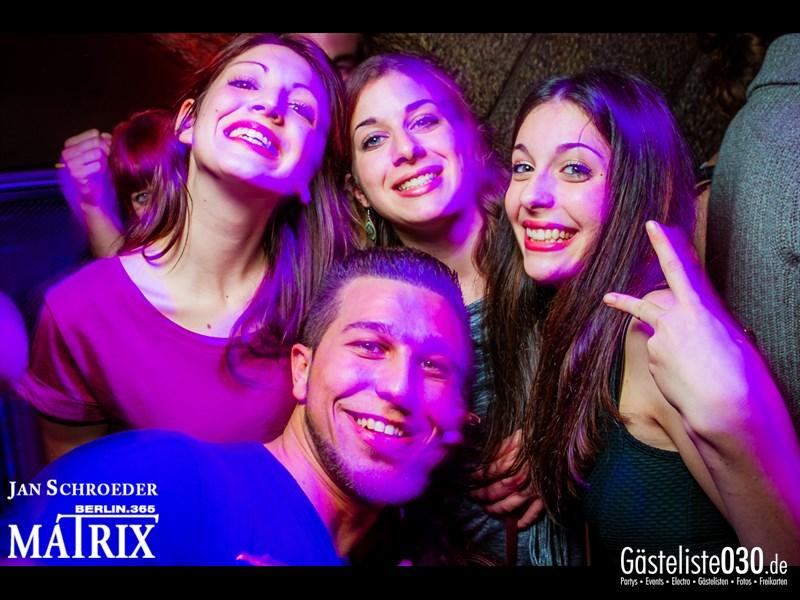 https://www.gaesteliste030.de/Partyfoto #101 Matrix Berlin vom 24.10.2013