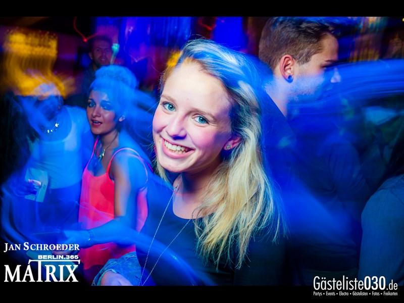 https://www.gaesteliste030.de/Partyfoto #84 Matrix Berlin vom 24.10.2013