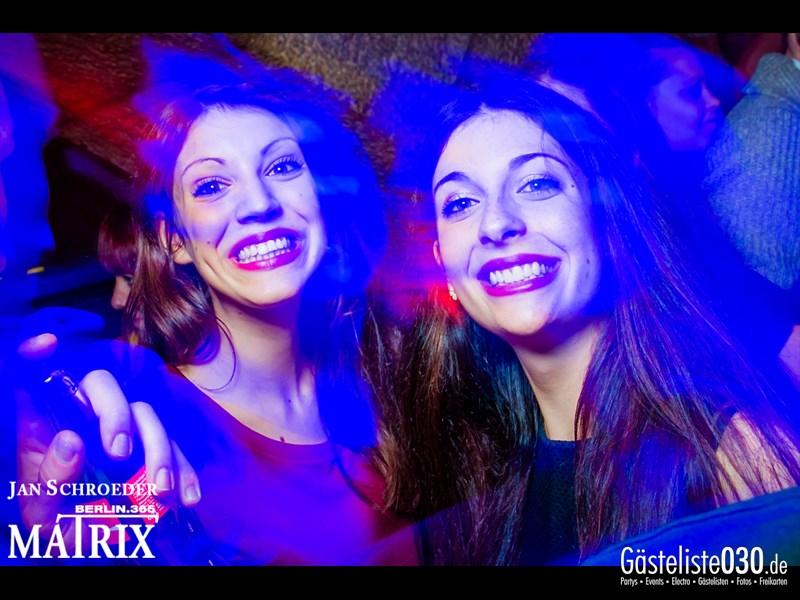 https://www.gaesteliste030.de/Partyfoto #151 Matrix Berlin vom 24.10.2013