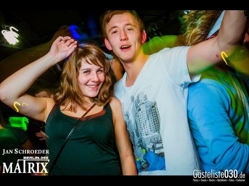 https://www.gaesteliste030.de/Partyfoto #104 Matrix Berlin vom 24.10.2013