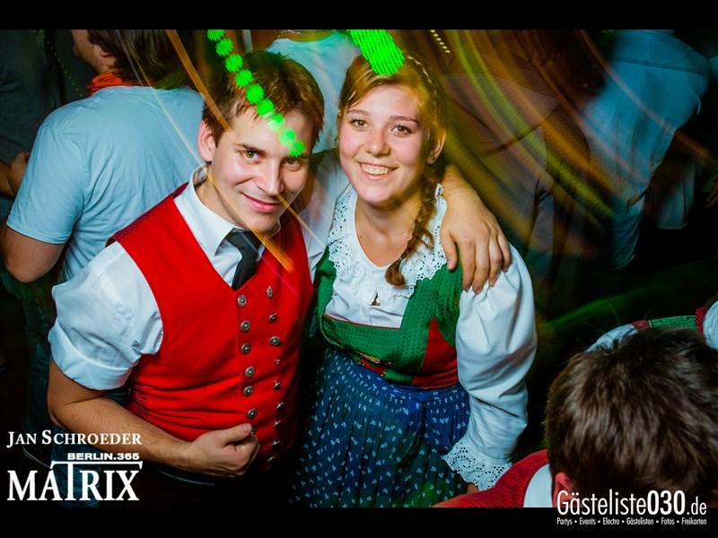 https://www.gaesteliste030.de/Partyfoto #112 Matrix Berlin vom 24.10.2013