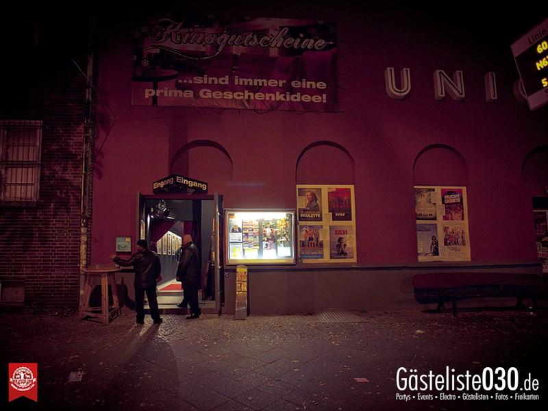 https://www.gaesteliste030.de/Partyfoto #49 Kino Union Berlin vom 02.10.2013