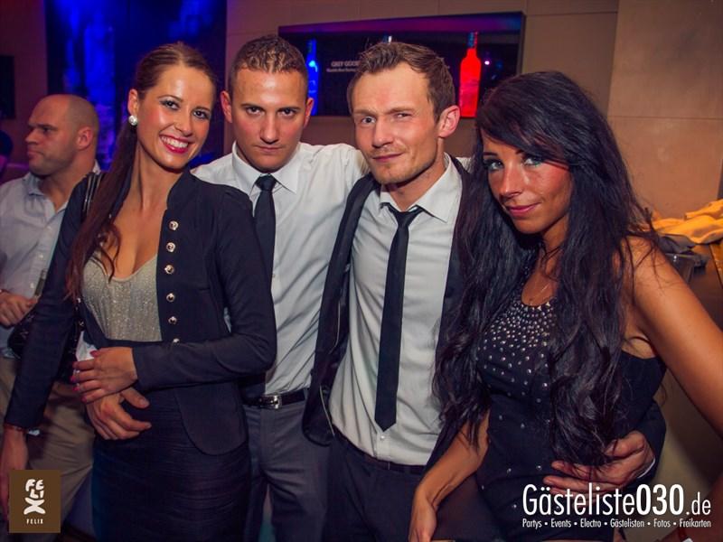 https://www.gaesteliste030.de/Partyfoto #118 Felix Berlin vom 12.10.2013