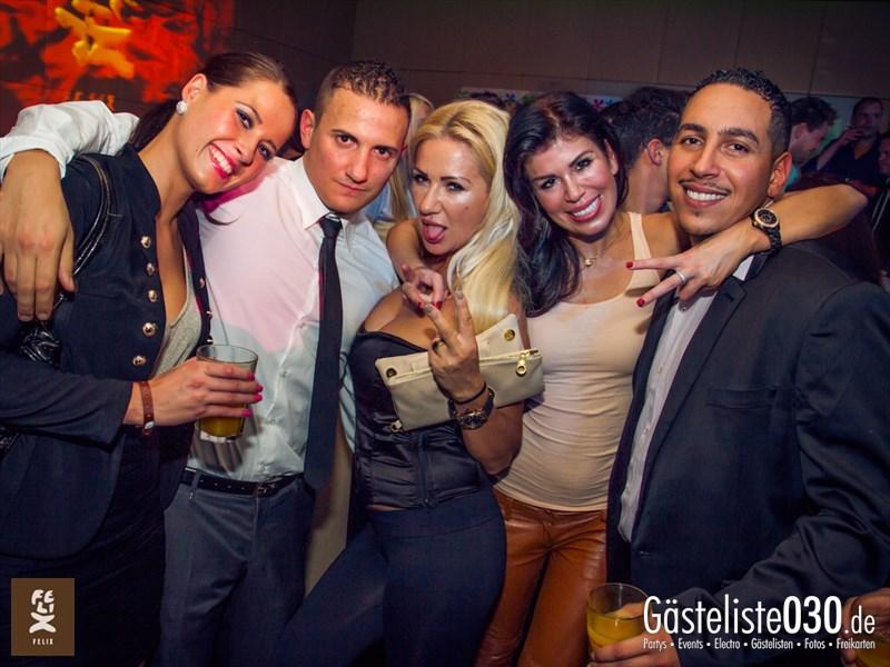 https://www.gaesteliste030.de/Partyfoto #101 Felix Berlin vom 12.10.2013