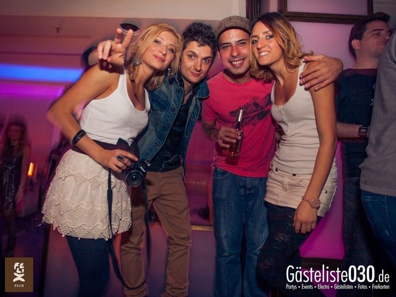 https://www.gaesteliste030.de/Partyfoto #78 Felix Berlin vom 25.10.2013