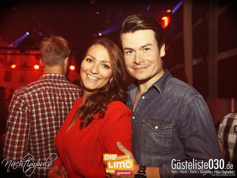 https://www.gaesteliste030.de/Partyfoto #106 Spindler & Klatt Berlin vom 05.10.2013