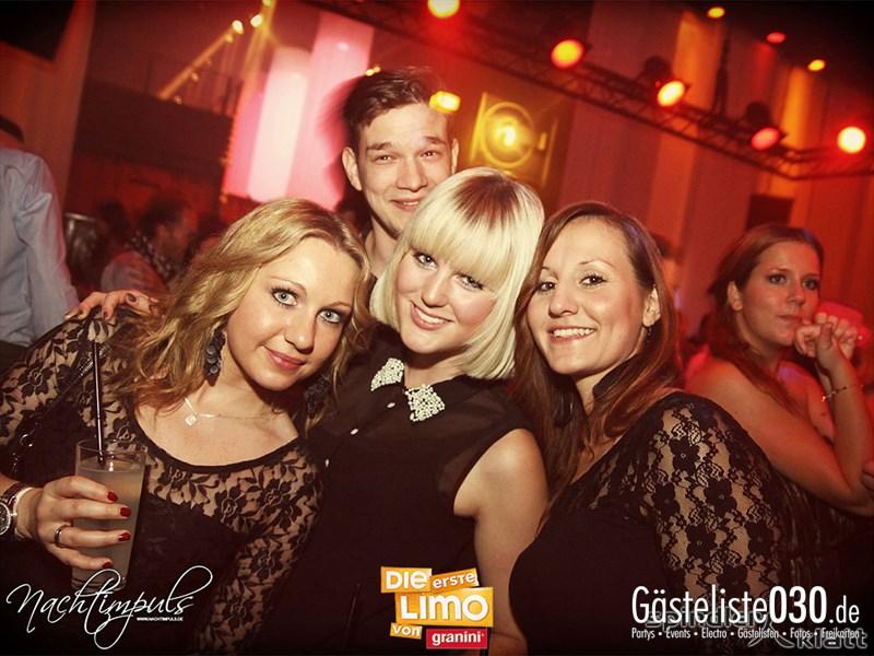 https://www.gaesteliste030.de/Partyfoto #72 Spindler & Klatt Berlin vom 05.10.2013