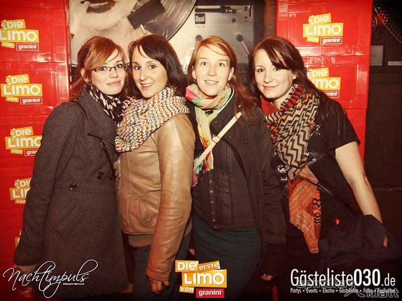 https://www.gaesteliste030.de/Partyfoto #47 Spindler & Klatt Berlin vom 05.10.2013