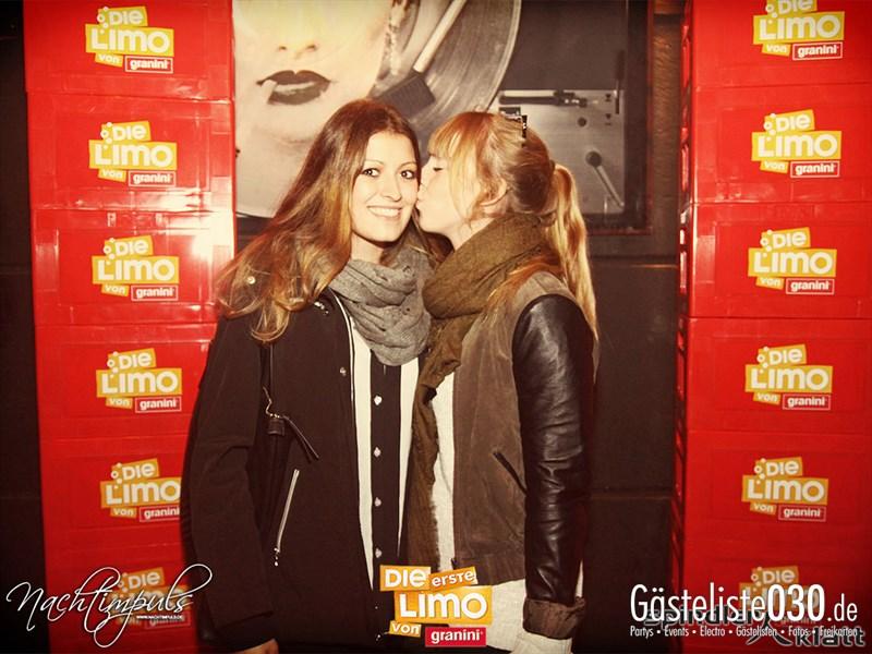 https://www.gaesteliste030.de/Partyfoto #84 Spindler & Klatt Berlin vom 05.10.2013