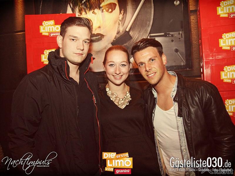 https://www.gaesteliste030.de/Partyfoto #26 Spindler & Klatt Berlin vom 05.10.2013