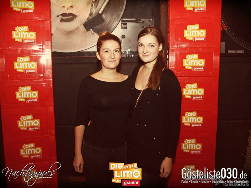https://www.gaesteliste030.de/Partyfoto #58 Spindler & Klatt Berlin vom 05.10.2013