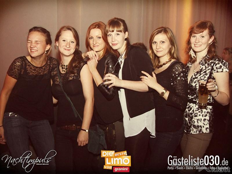 https://www.gaesteliste030.de/Partyfoto #85 Spindler & Klatt Berlin vom 05.10.2013