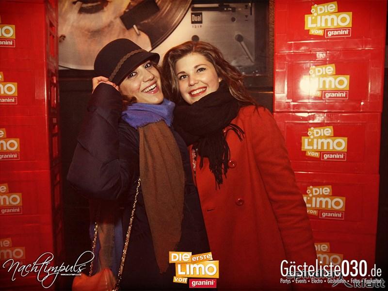 https://www.gaesteliste030.de/Partyfoto #20 Spindler & Klatt Berlin vom 05.10.2013