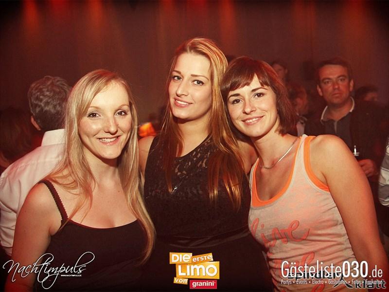https://www.gaesteliste030.de/Partyfoto #48 Spindler & Klatt Berlin vom 05.10.2013