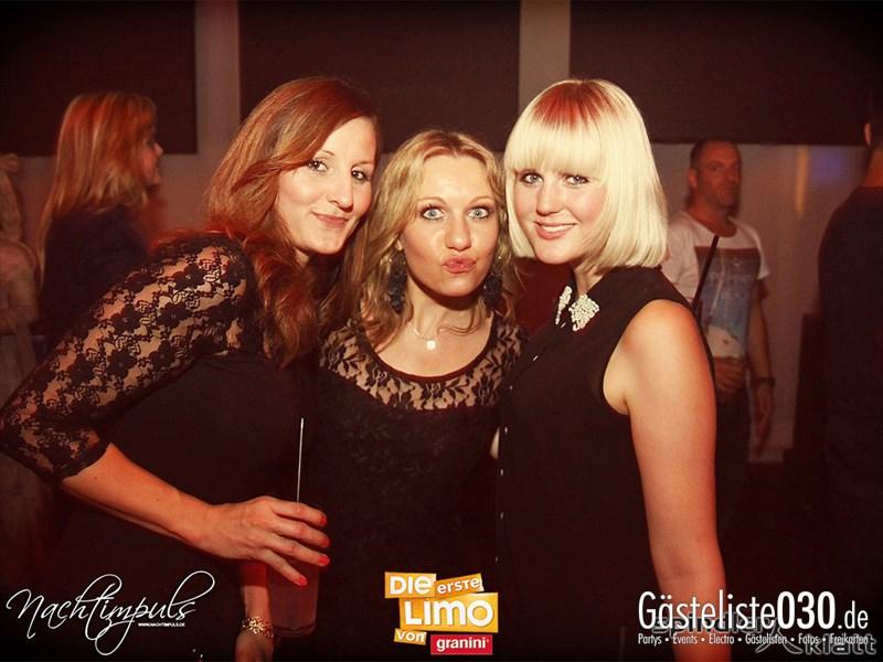 https://www.gaesteliste030.de/Partyfoto #91 Spindler & Klatt Berlin vom 05.10.2013