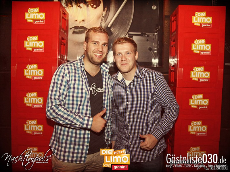 https://www.gaesteliste030.de/Partyfoto #40 Spindler & Klatt Berlin vom 05.10.2013
