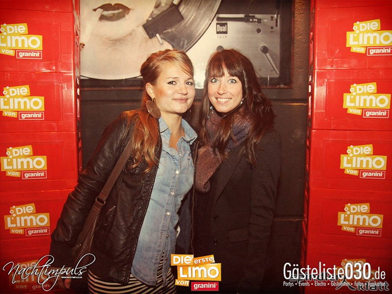 https://www.gaesteliste030.de/Partyfoto #10 Spindler & Klatt Berlin vom 05.10.2013
