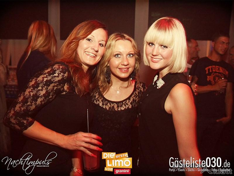https://www.gaesteliste030.de/Partyfoto #73 Spindler & Klatt Berlin vom 05.10.2013