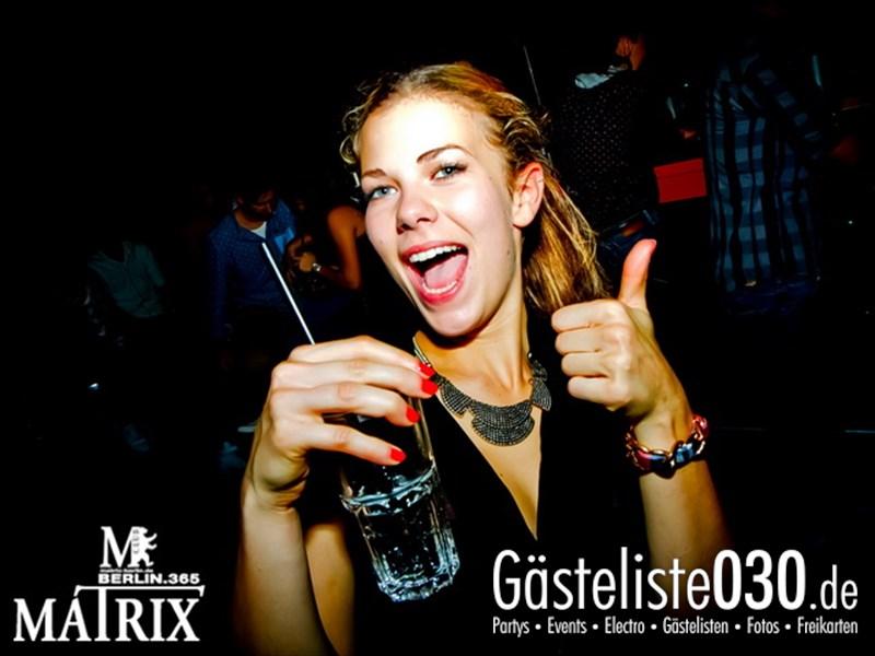 https://www.gaesteliste030.de/Partyfoto #79 Matrix Berlin vom 12.10.2013