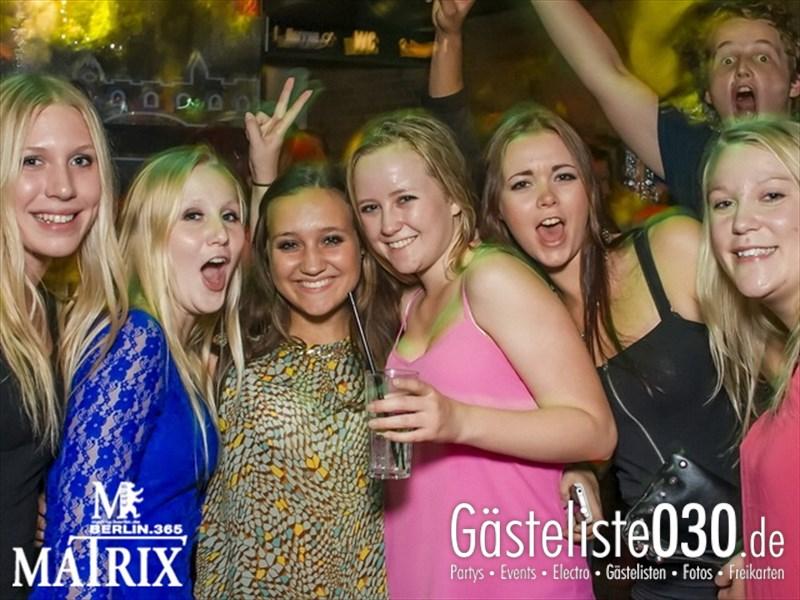 https://www.gaesteliste030.de/Partyfoto #25 Matrix Berlin vom 12.10.2013