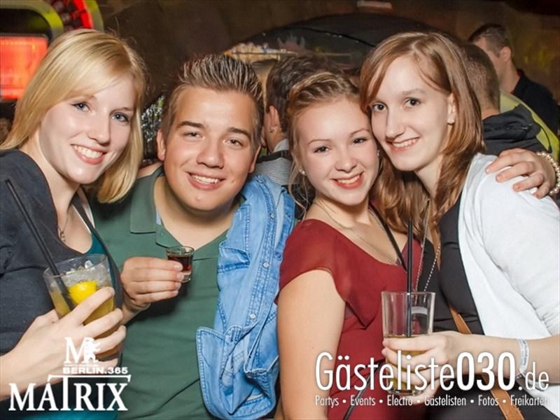 https://www.gaesteliste030.de/Partyfoto #102 Matrix Berlin vom 12.10.2013