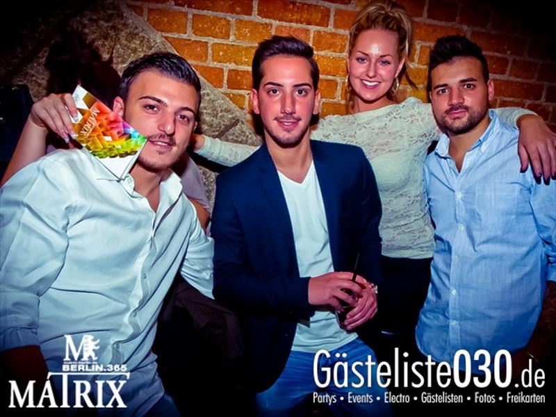 https://www.gaesteliste030.de/Partyfoto #93 Matrix Berlin vom 12.10.2013