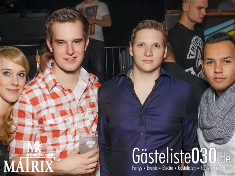 https://www.gaesteliste030.de/Partyfoto #38 Matrix Berlin vom 12.10.2013