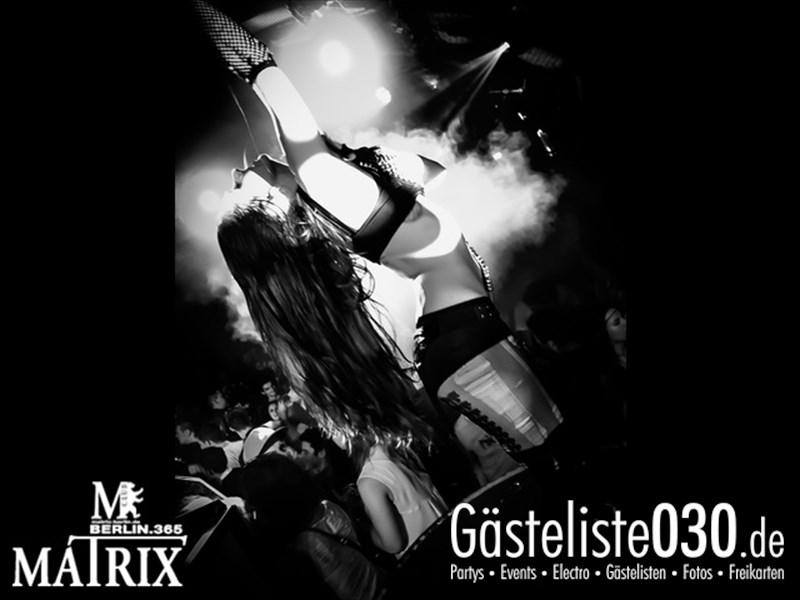 https://www.gaesteliste030.de/Partyfoto #28 Matrix Berlin vom 12.10.2013