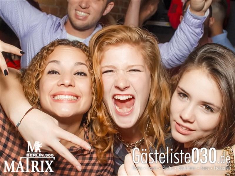 https://www.gaesteliste030.de/Partyfoto #24 Matrix Berlin vom 12.10.2013