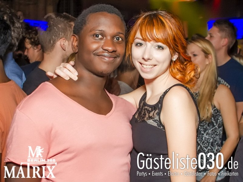 https://www.gaesteliste030.de/Partyfoto #67 Matrix Berlin vom 12.10.2013