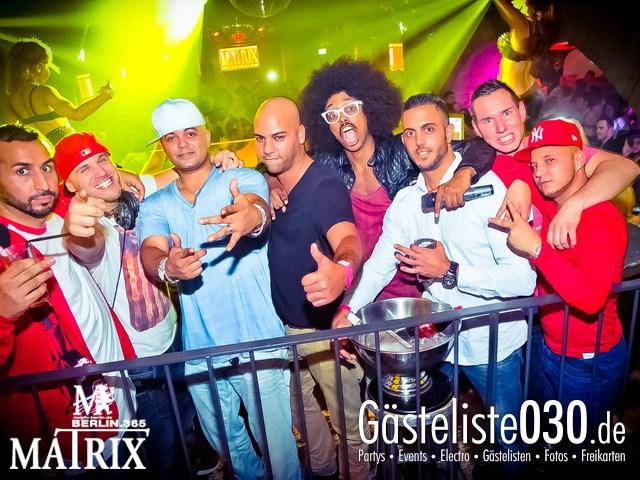 Partypics Matrix 12.10.2013 Fruity!