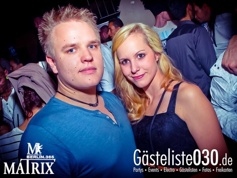 https://www.gaesteliste030.de/Partyfoto #8 Matrix Berlin vom 12.10.2013