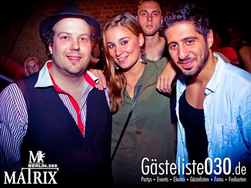 https://www.gaesteliste030.de/Partyfoto #127 Matrix Berlin vom 12.10.2013