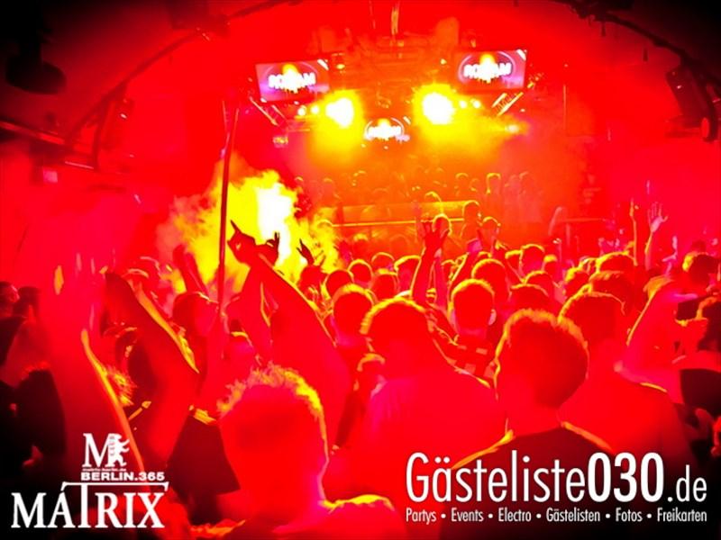 https://www.gaesteliste030.de/Partyfoto #103 Matrix Berlin vom 12.10.2013