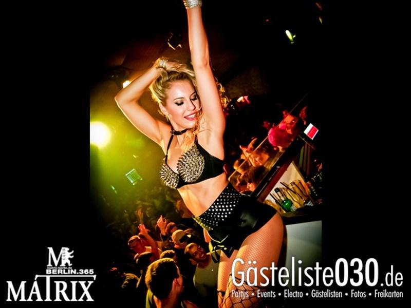 https://www.gaesteliste030.de/Partyfoto #32 Matrix Berlin vom 12.10.2013