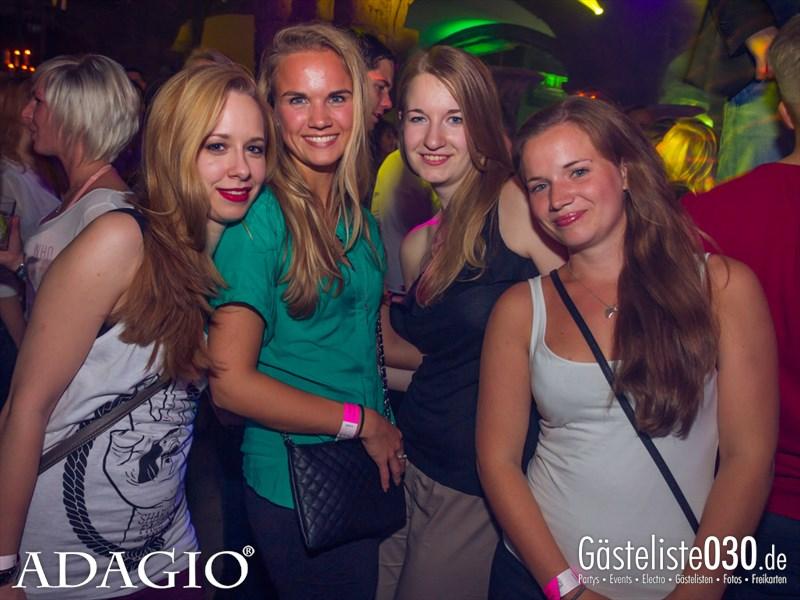 https://www.gaesteliste030.de/Partyfoto #7 Adagio Berlin vom 18.10.2013